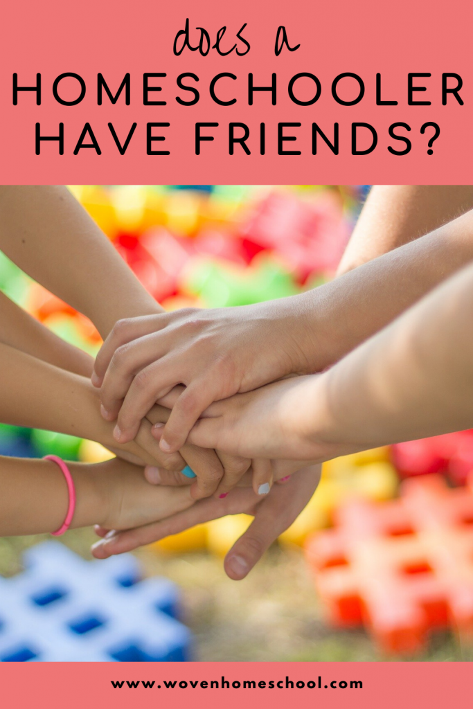 Homeschooling and socialization: They do have friends, don't they?